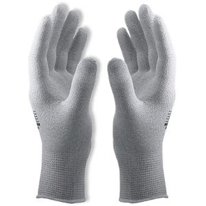 Антистатические перчатки трикотажные, нейлоновые