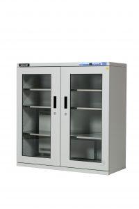 Шкаф сухого хранения SD-252-02, 2%RH, 252 л., Totech