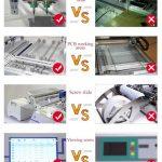 Настольный автоматический установщик SMD компонентов и LED