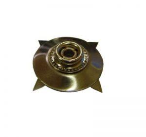 Кнопка для подключения гарнитур заземления