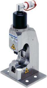 Гидравлический настольный пресс-инструмент, 10-400 мм2 THK120