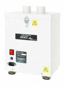 Дымоуловитель для пайки Duet FE 250-2-A
