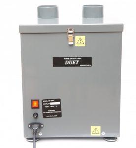 Дымоуловитель для пайки Duet FE 300-2-A