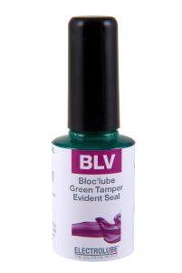 Контрящая / стопорная гарантийная краска (зеленая) BLV15ML