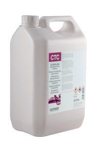 Картерклен, пенный очиститель-антистатик CTC05L