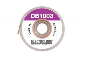 Оплетка для удаления припоя (1.25mm x 3.0m) DB1003
