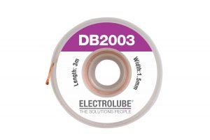 Оплетка для удаления припоя (2.00mm x 3.0m) DB2003