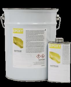 Белое эпоксидное заливочное соединение низкой вязкости ER1450K5K