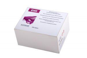 Салфетки для протирки электроники с изопропанолом EWI100
