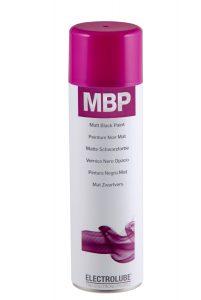 Матовая черная краска MBP400