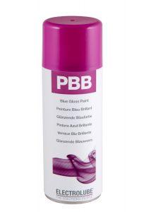 Краска для высокоглянцевых покрытий (голубая) PBB400