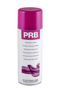 Краска для высокоглянцевых покрытий (красная) PRB400